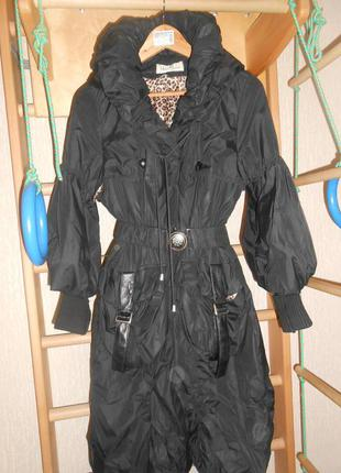 Теплое пальто max mara, s
