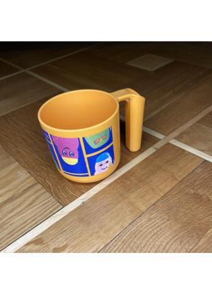 Чашка для игры в песке