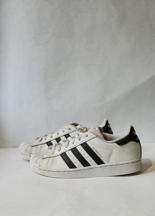 Кроссовки кросівки adidas superstar  c white  fu7714
