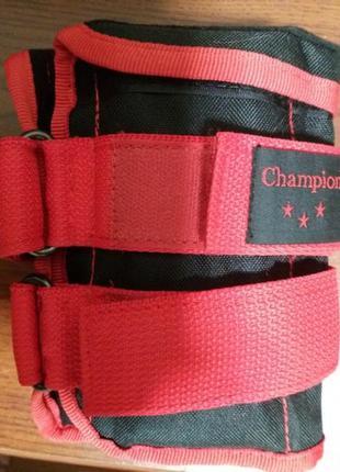 Утяжелитель champion 0,25 кг
