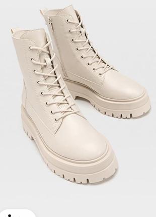 Ботинки челси stradivarius