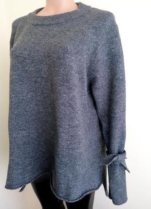 Джемпер zara knit p.s