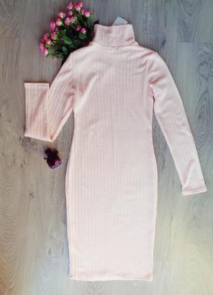 Теплое нежное платье (есть размеры и расцветки)2