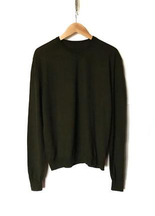 Шерстяной свитер bottega veneta margiela