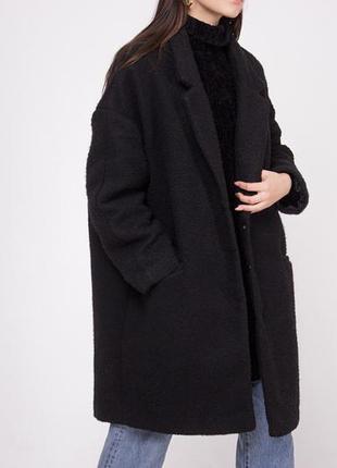 Зимнее пальто oversize