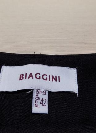 Брюки черные строгие классика офисные фирменные biaggini размер 503
