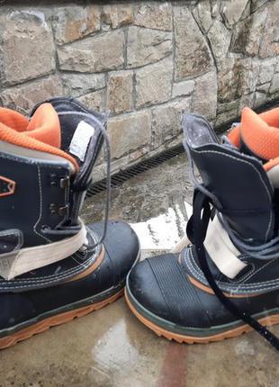 Чоловічі горно лижні чоботи work.