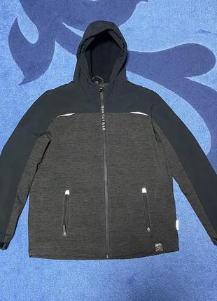 Тёплая куртка north ville s/m face оригинал