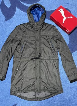 Зимняя куртка парка timeout m оригинал