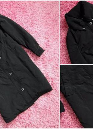 Пальто пуховик marks spencer