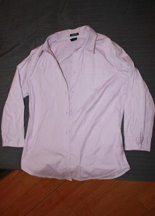 Натуральная рубашка gap