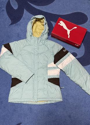 Куртка пуховик columbia s оригинал