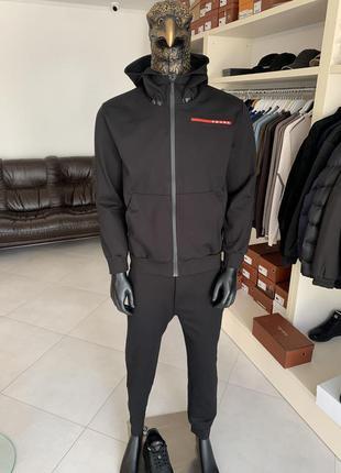 Мужской спортивный костюм прада