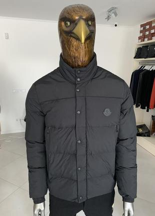 Зимняя мужская куртка монклер