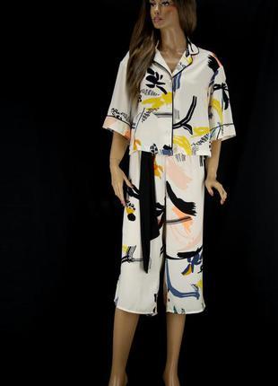Стильная брендовая пижама love to lounge. размер ml.