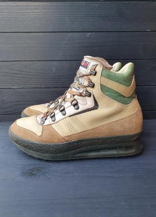 Черевики adidas trekking boots vintage 80' оригінал з європи
