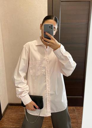 Шикарная базовая рубашка hugo boss