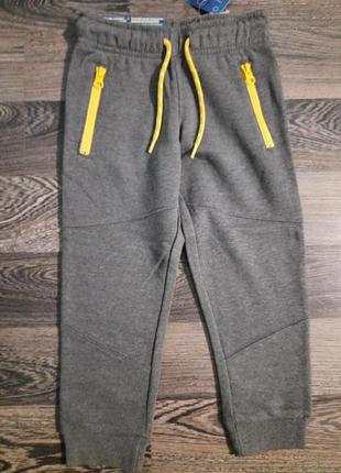 Спортивні штани утеплені lupilu