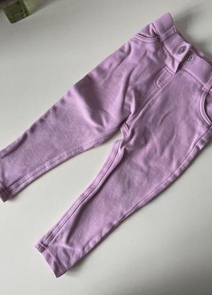 Штани джинси лосіни