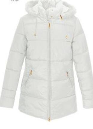 Белая куртка, р. 44 евро