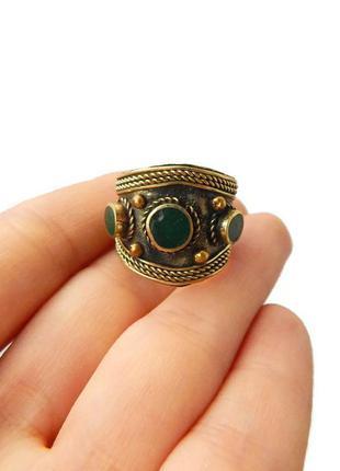 Трайбл кольцо (винтаж)