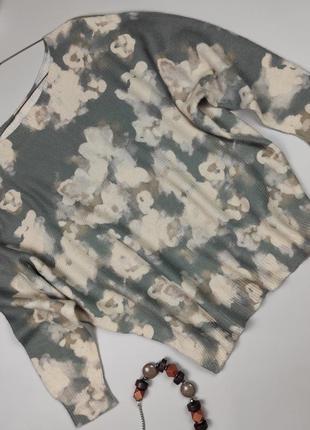 Кофта свитер джемпер красивая стильная итальянская xl