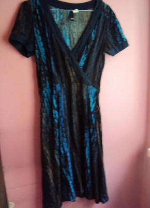 Платье h&m. размер 38