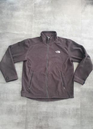 Кофта флісова the north face fleece jacket
