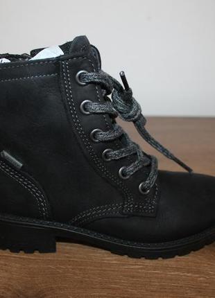 Водонепроникні черевики з мембраною gore-tex ecco