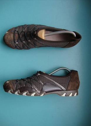 Туфли кроссовки мокасины  стелька 27 см