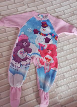Человечек пижама слип
