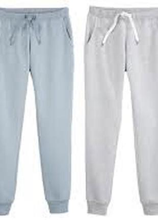 Женские теплые спортивные штаны esmara pure collection