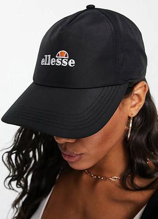 Кепка ellesse olbo блайзер бейсболка оригінал унісекс чорна sbga1549