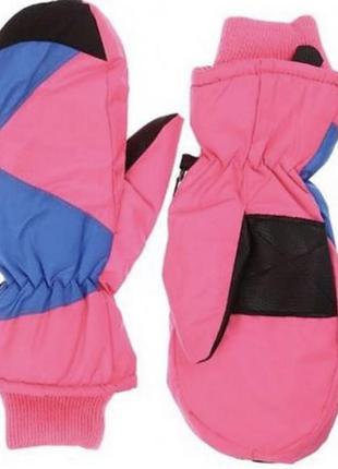 Краги лыжные рукавицы crivit