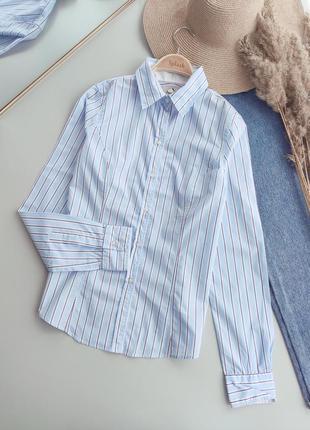 Базовая, стильная, натуральная рубашка, италия