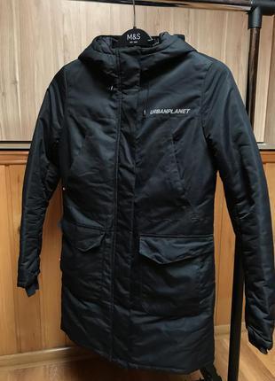 Куртка зимняя urban planet