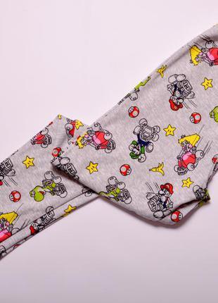 Пижамные штаны для мальчика в размере 116-122, піжамні штани для хлопчика george 6-7 років