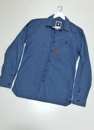 G-star деним рубашка сорочка 🔥