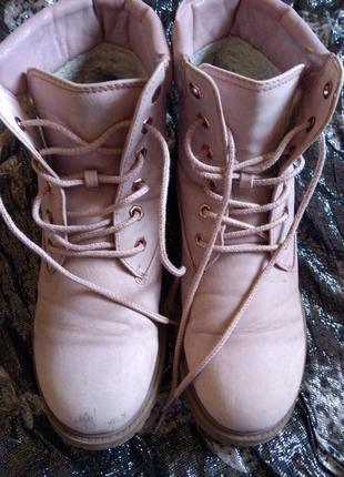 Женские,стильные,утепленные ботинки,landrover