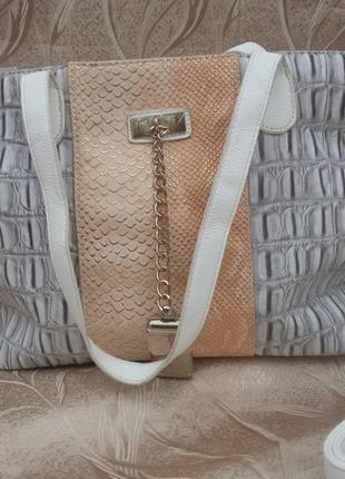 Женская новая сумка velina fabiano в наличие.