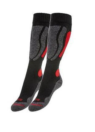 🎿лыжные носки, гольфы с шерстью и шелком crane