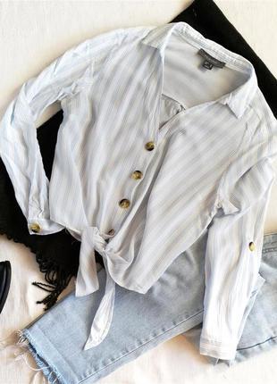 Рубашка в полоску primark