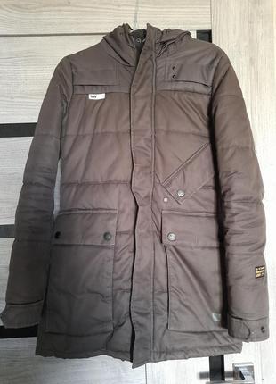 Зимняя куртка-парка g-star raw