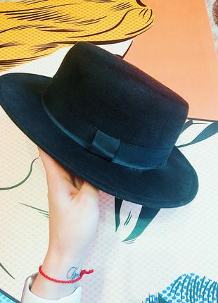 Шляпка-канотье
