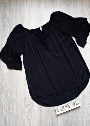 Блуза туника р. 50-52 италия