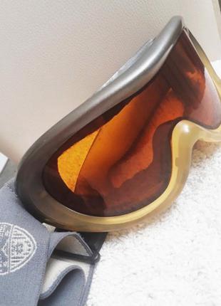 Фирменная качественная горнолыжная маска очки tcm германия