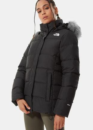 Зимова пухова куртка the north face - gotham jacket