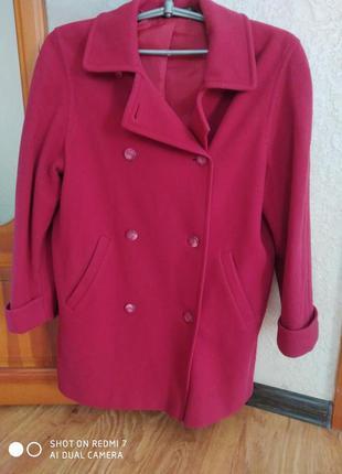 Продам пальто оверсайз  mark's & spenser