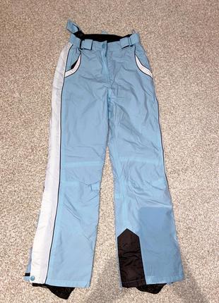 Женские горнолыжные штаны