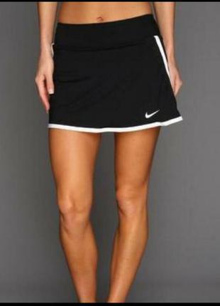 Nike dry fit юбка шорты  для тенниса спорта.